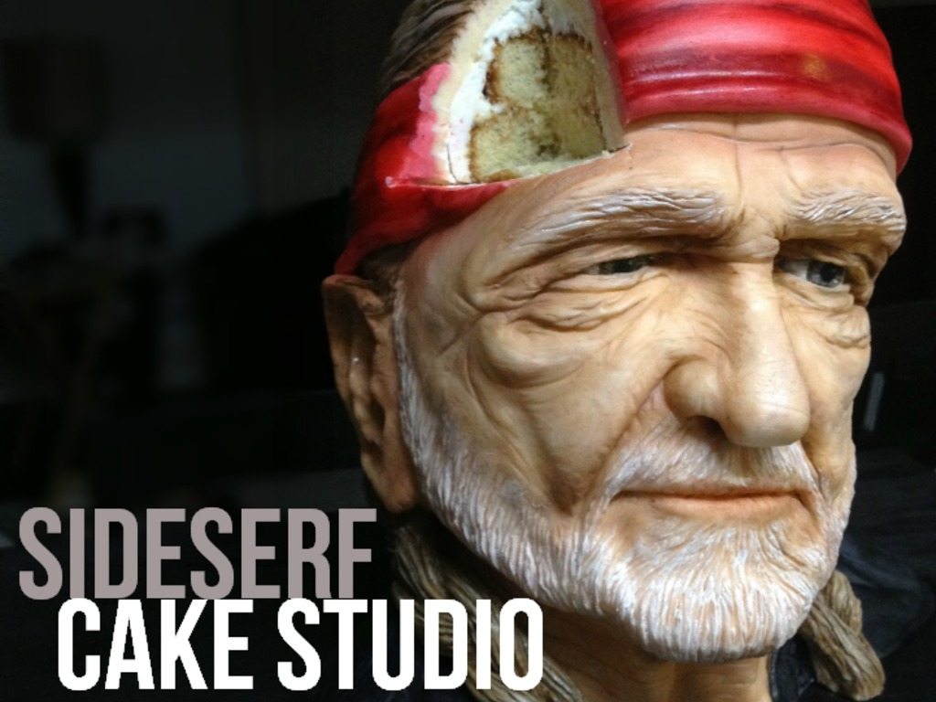 Sideserf Cake Studio: Coffee. Pastry. Cake. ART.'s video poster