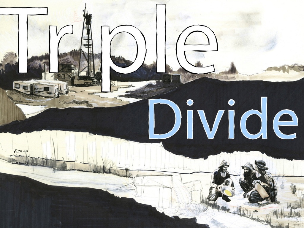 Triple Divide's video poster