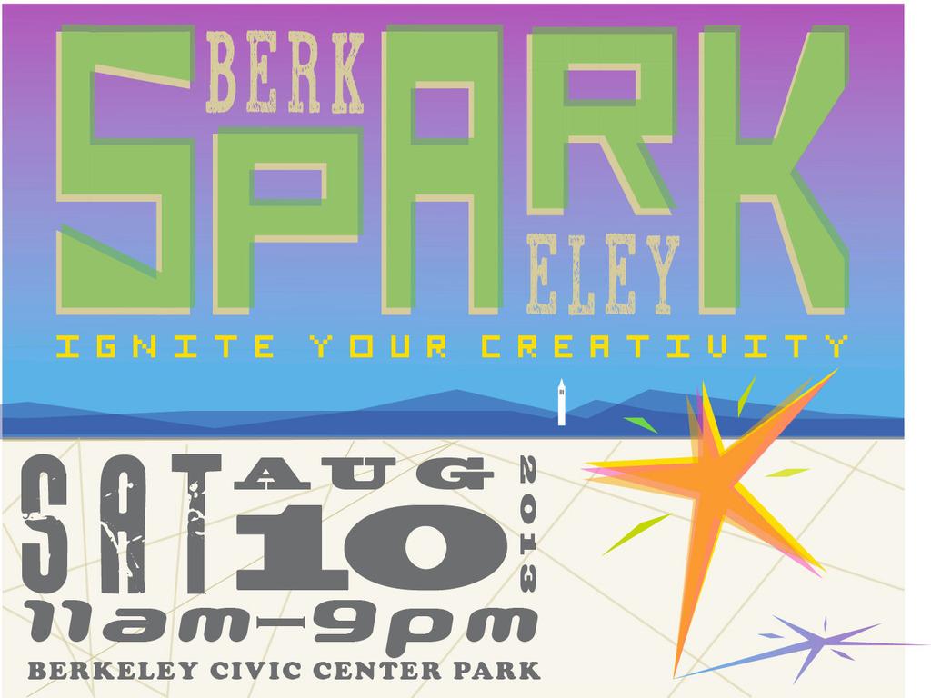 Berkeley Spark - bringing Burning Man to Berkeley!'s video poster