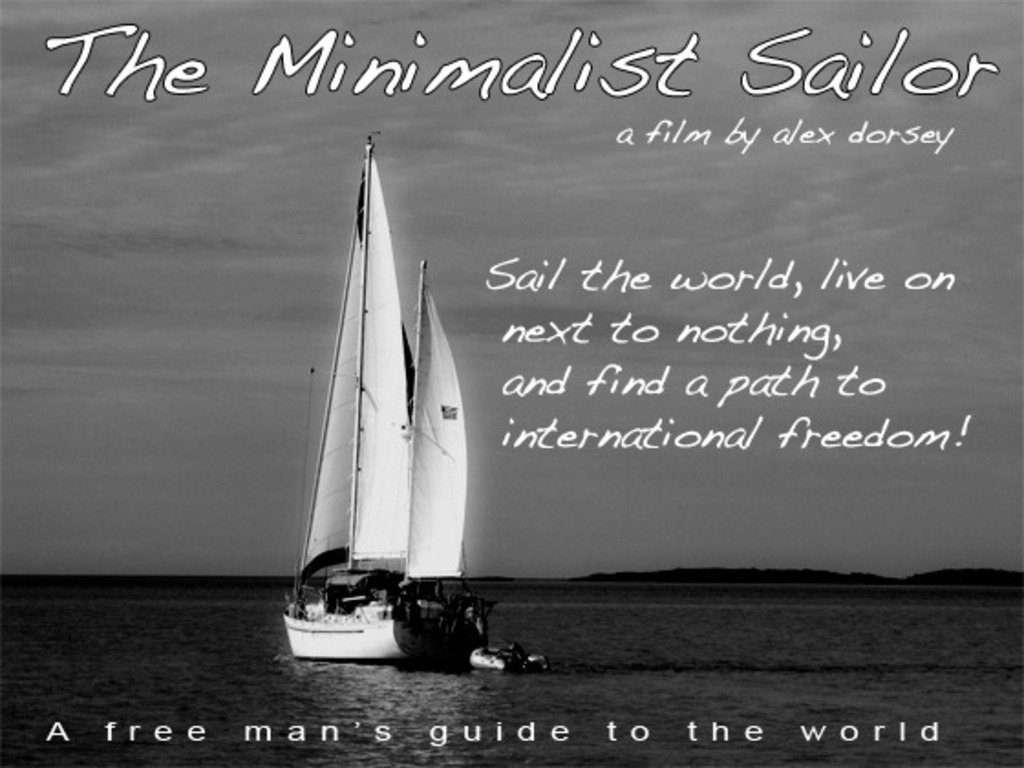 The Minimalist Sailor's video poster