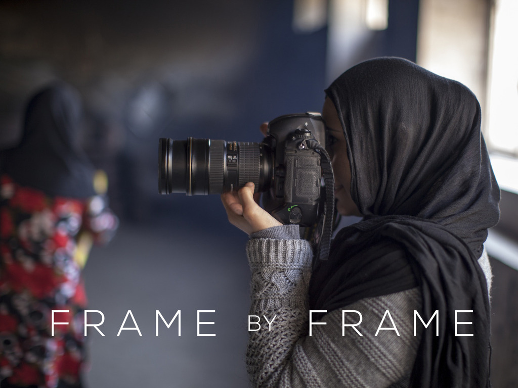 Frame by Frame's video poster