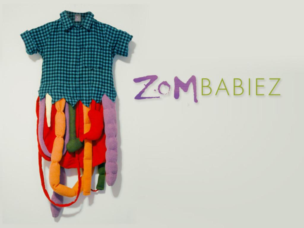 Zombabiez's video poster