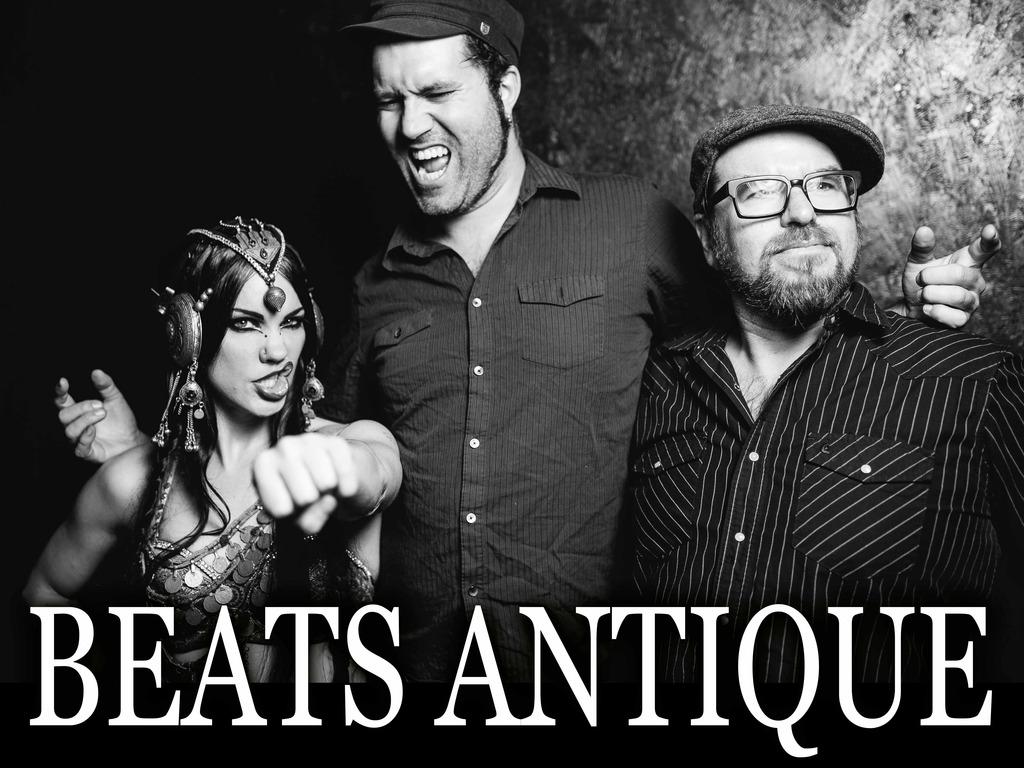 Beats Antique | Brand New Show - A Thousand Faces !!!'s video poster