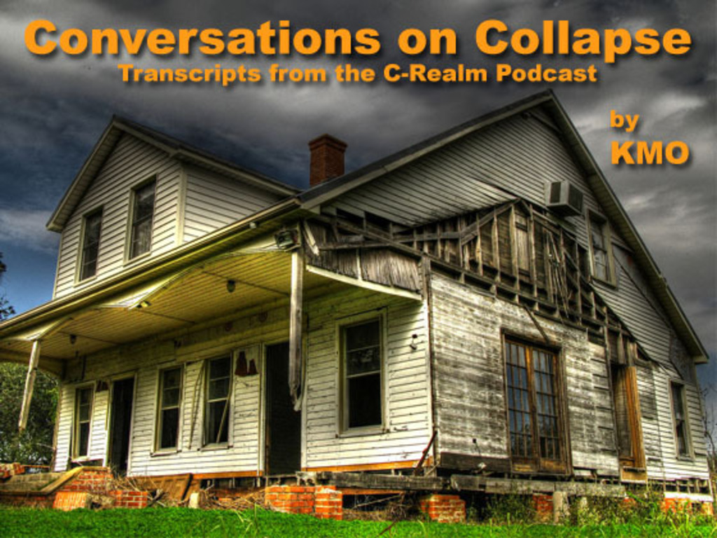 Conversations on Collapse's video poster
