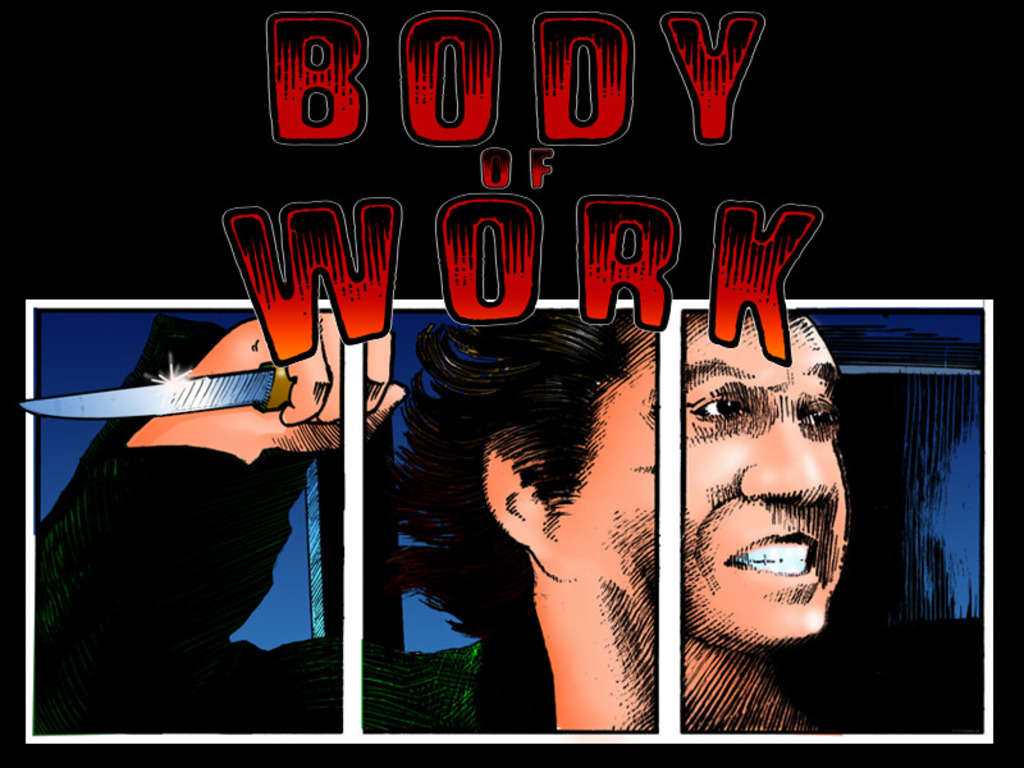 Body of Work - The Graphic Novel's video poster