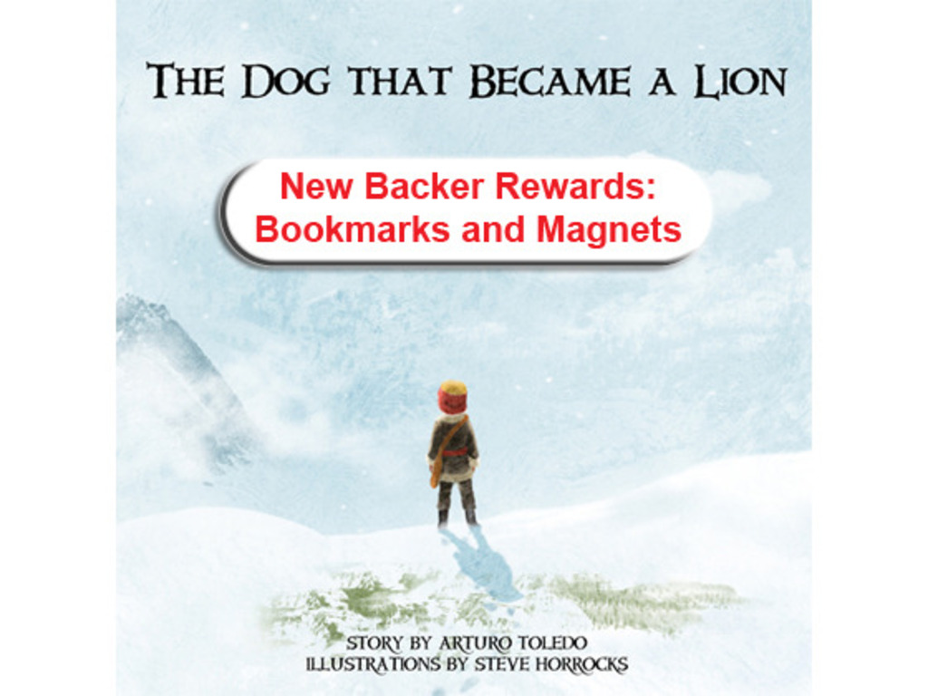 The Dog That Became A Lion's video poster