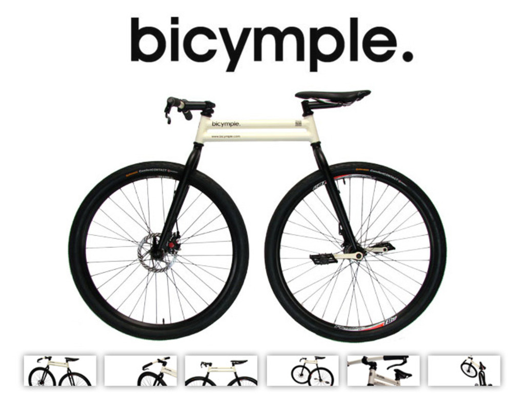 the bicymple.'s video poster