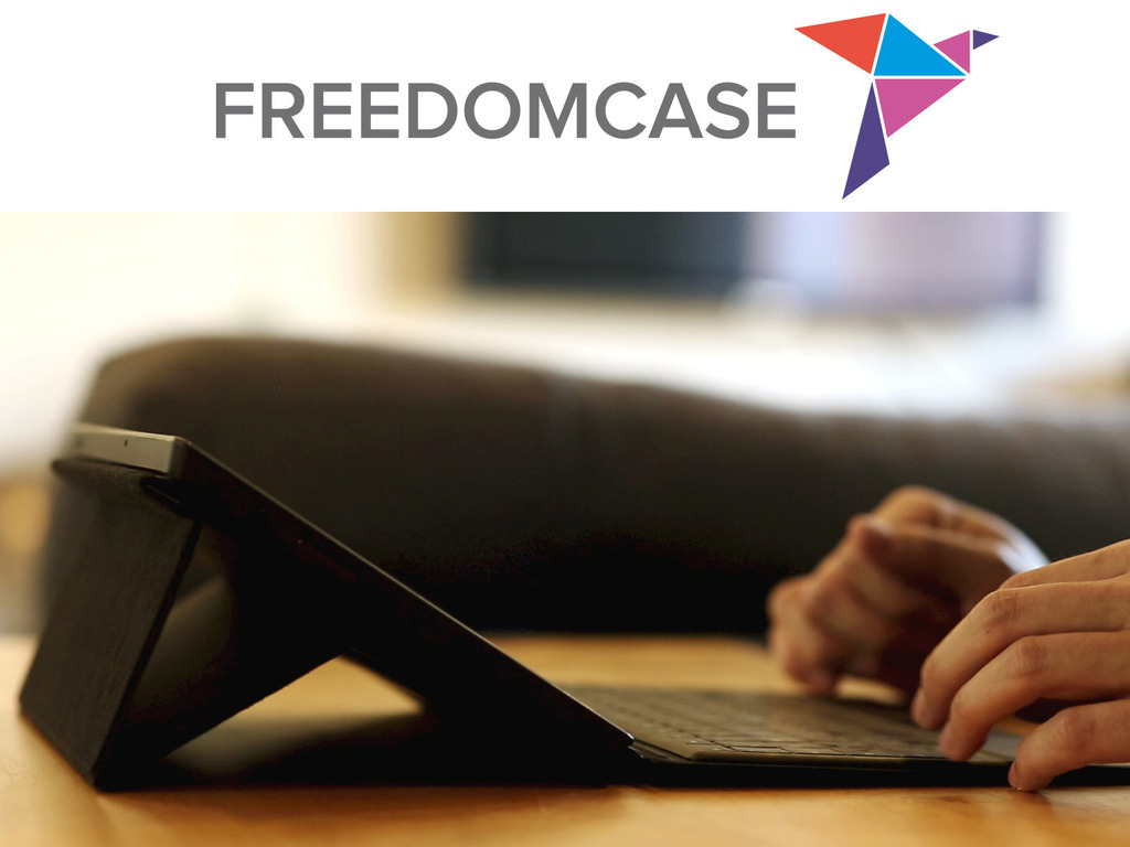 FreedomCase: Adjustable Stand & Case for Microsoft Surface's video poster
