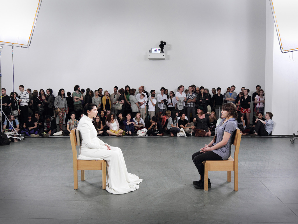 Marina Abramovic Institute: The Founders's video poster