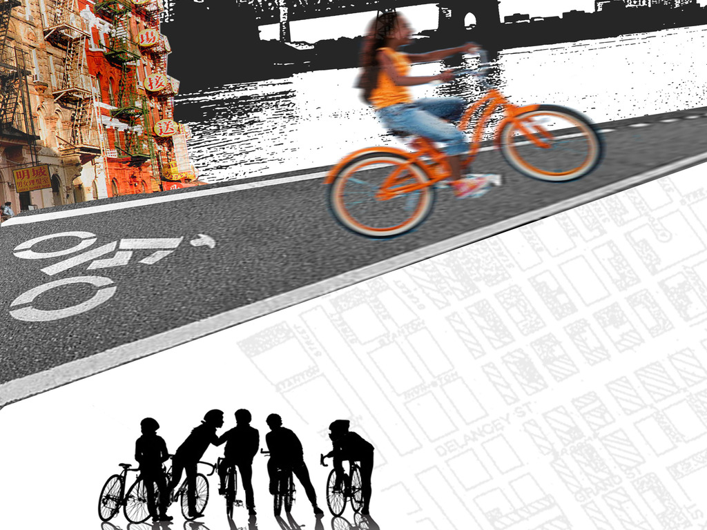 Cycling + Exploring the City = Bikesplorations's video poster