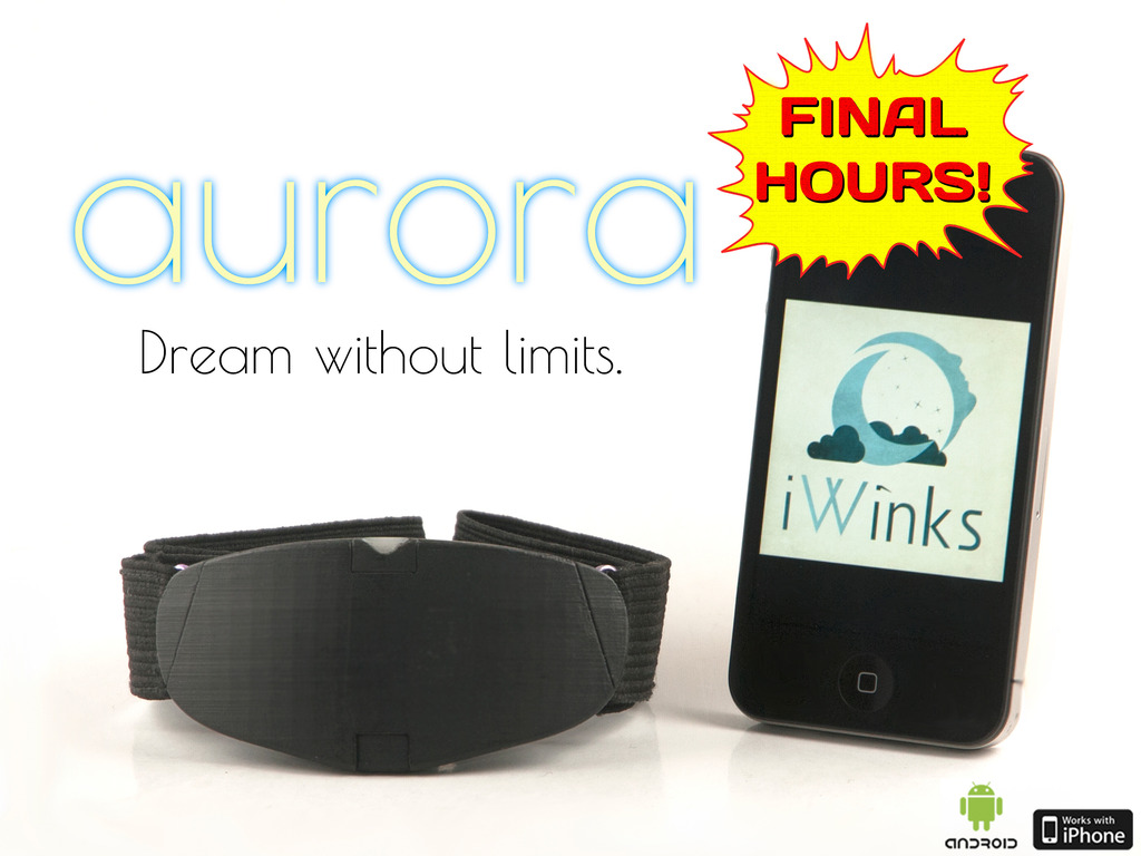 Aurora: The Dream-Enhancing Headband's video poster