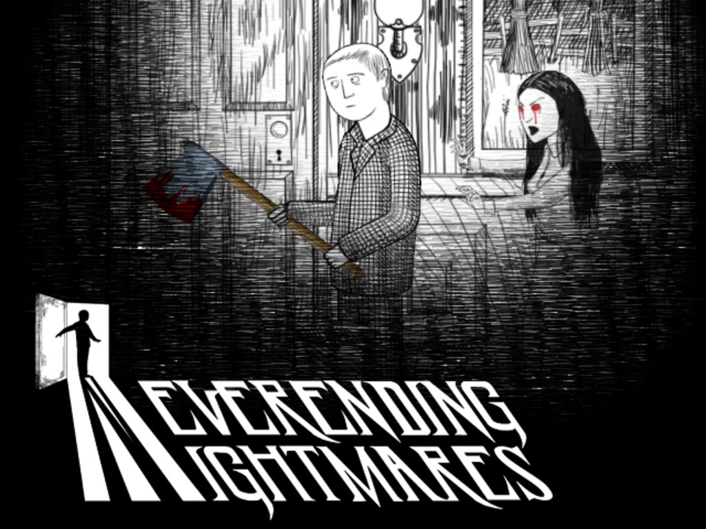 Neverending Nightmares's video poster