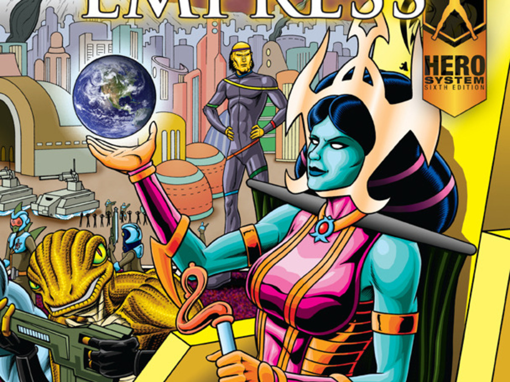 THE BOOK OF THE EMPRESS's video poster