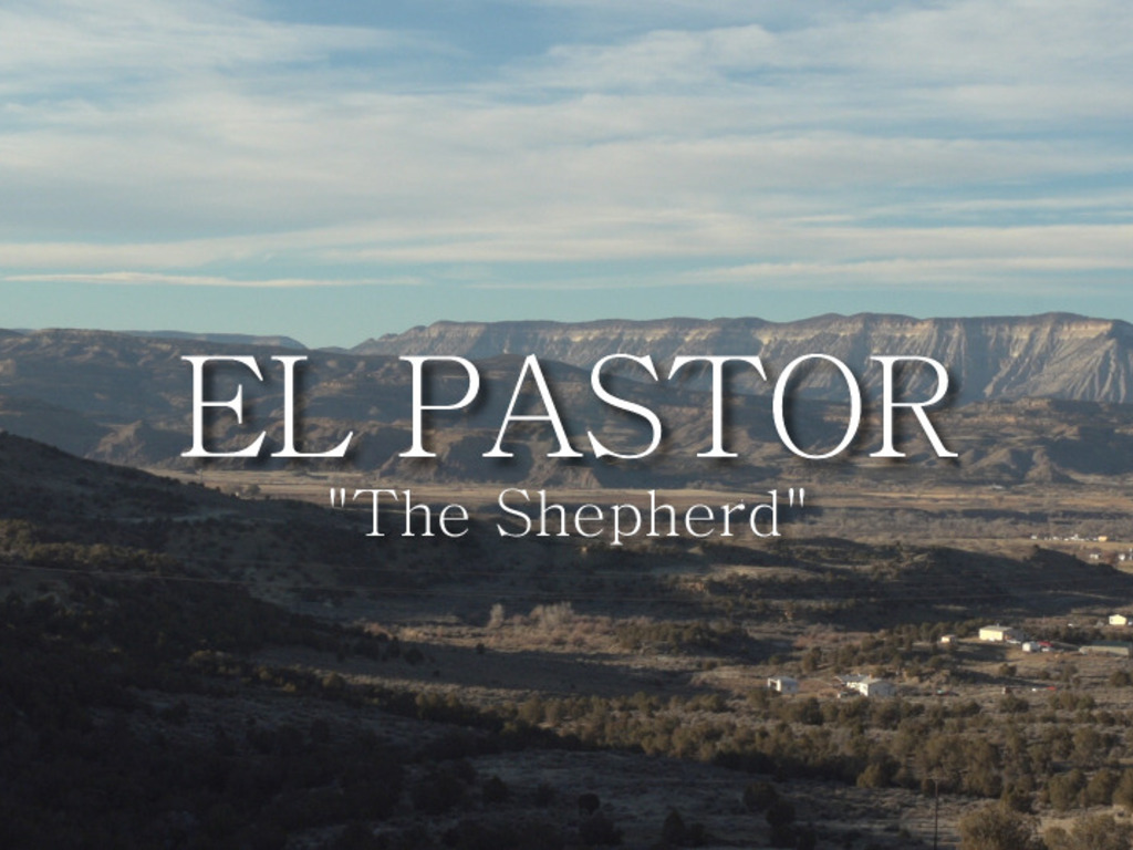 'El Pastor' - a unique feature documentary on immigration's video poster