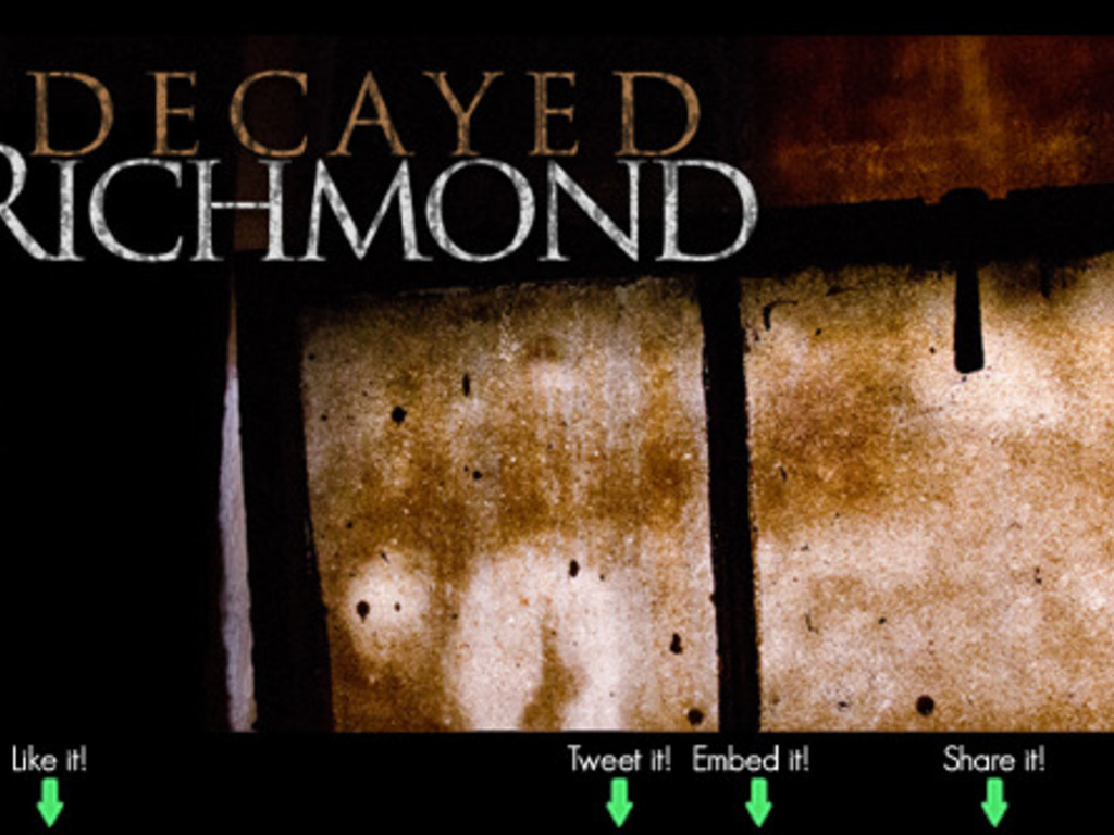 Decayed Richmond's video poster