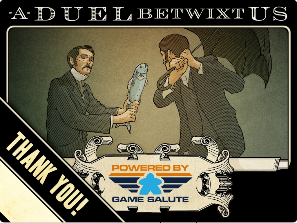 A Duel Betwixt Us's video poster