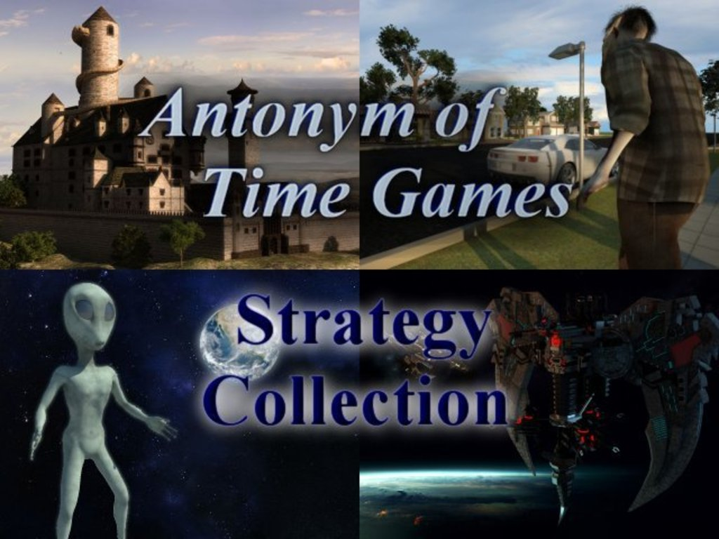 Antonym of Time Games - Strategy Collection's video poster