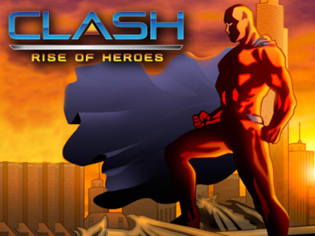 A Superhero Game like no other! 's video poster
