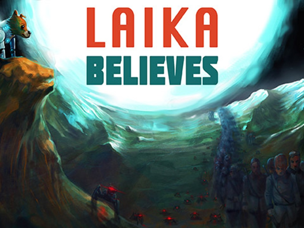 Laika Believes's video poster