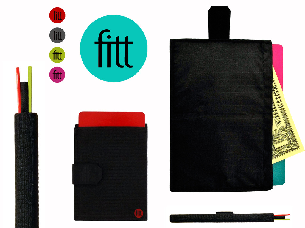 FITT: A more functional slim wallet's video poster