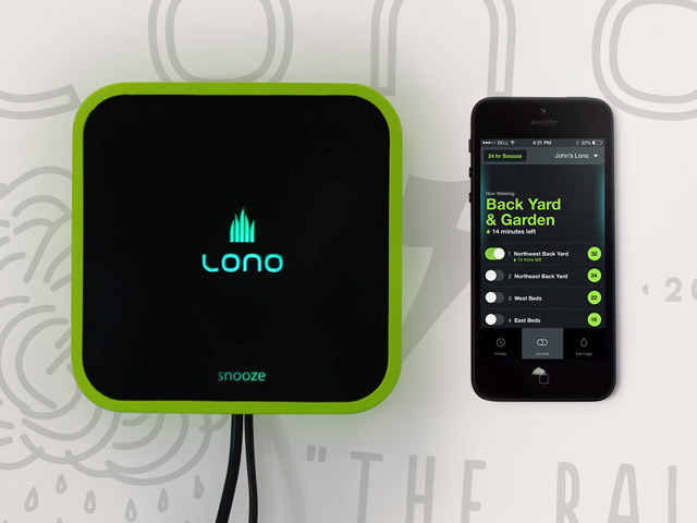 Lono Smart Irrigation System