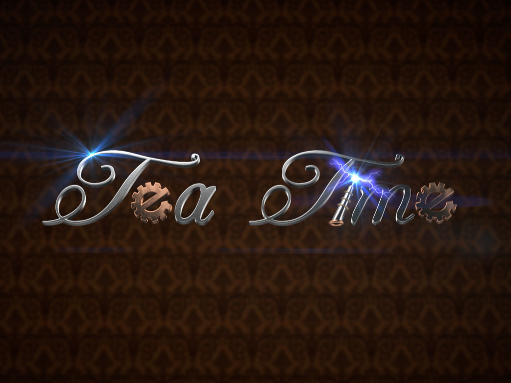 """""""Tea Time"""" Steampunk Comedy Short Film's video poster"""