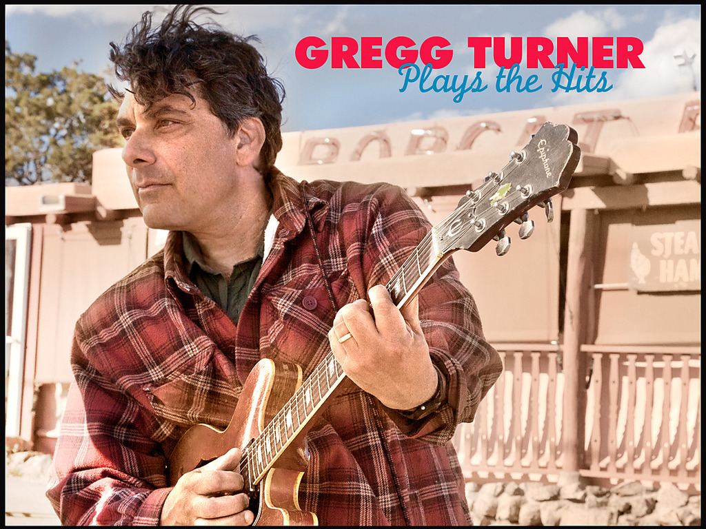 "Gregg Turner ""Plays The Hits""'s video poster"