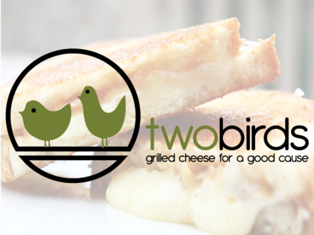 Two Birds Grilled Cheese Cart's video poster