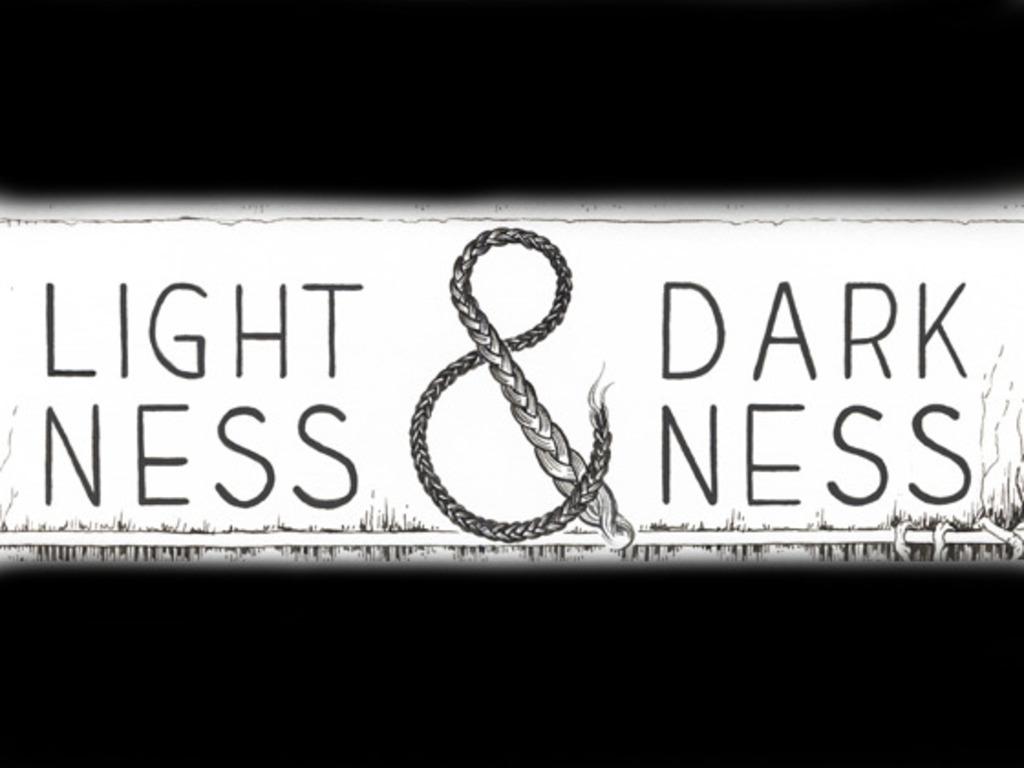Lightness & Darkness: A Print Experiment's video poster