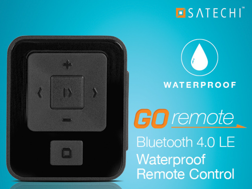 GoRemote Bluetooth 4.0 LE Waterproof Remote Control's video poster