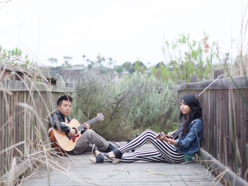 David Choi & Clara C 2012 Fall Tour Fundraiser's video poster
