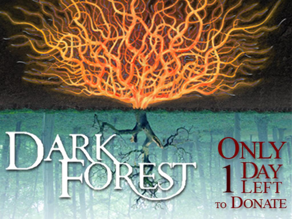 Dark Forest: A Cerebral Horror Film's video poster
