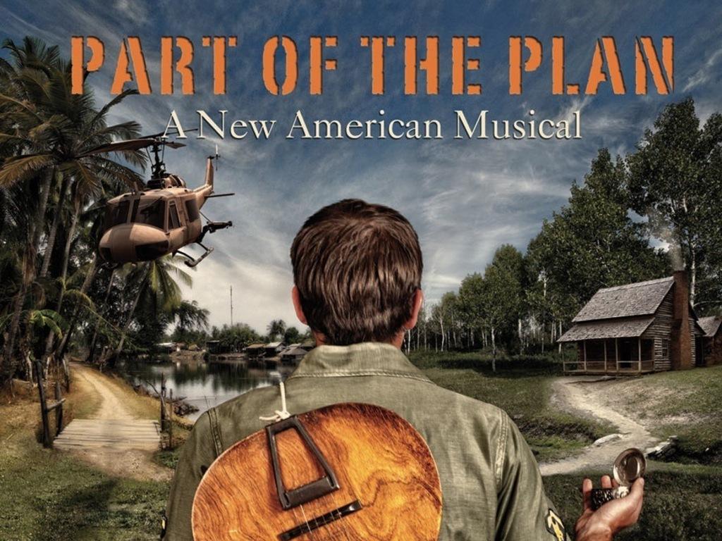 """Dan Fogelberg Musical - """"Part of the Plan""""'s video poster"""