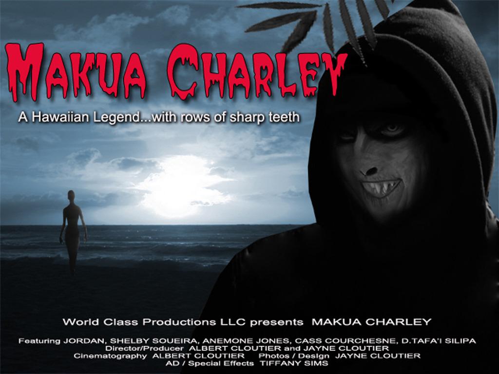 Makua Charley: a supernatural thriller filmed in Hawaii!'s video poster
