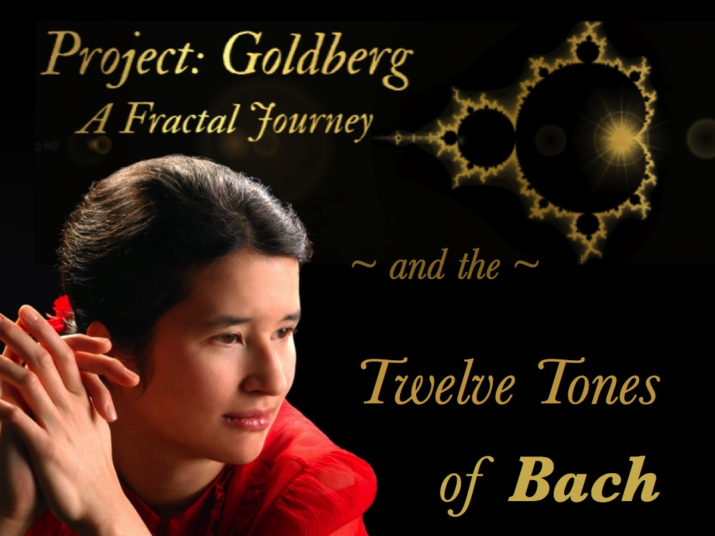 Fractal Journeys and the Twelve Tones of Bach's video poster