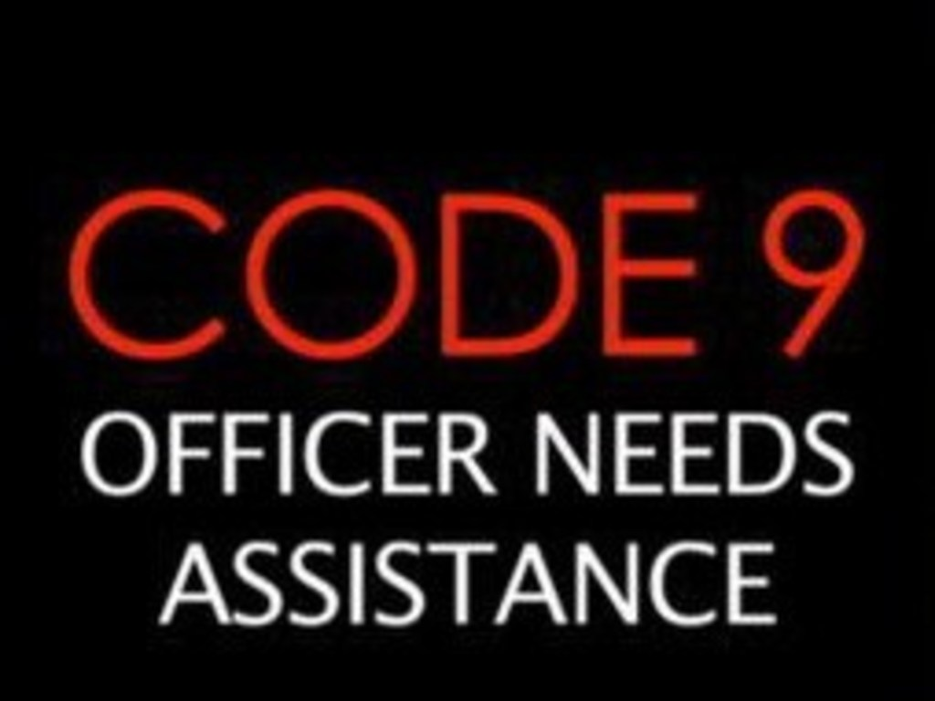 Code 9 - Officer Needs Assistance - The Documentary Trailer's video poster