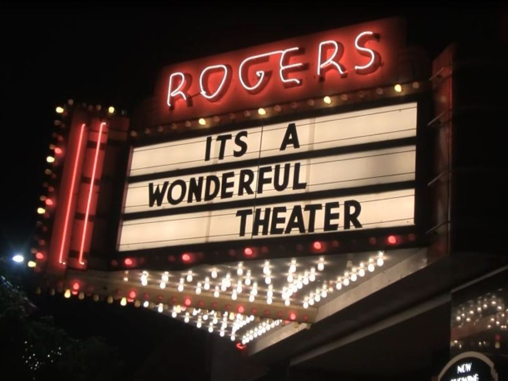 Save the Rogers City Theater's video poster