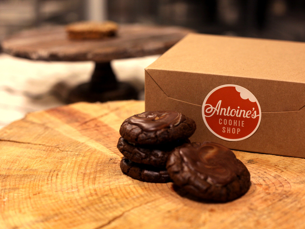 Antoine's Cookie Shop: The Gourmet Cookie Store At Your Door's video poster