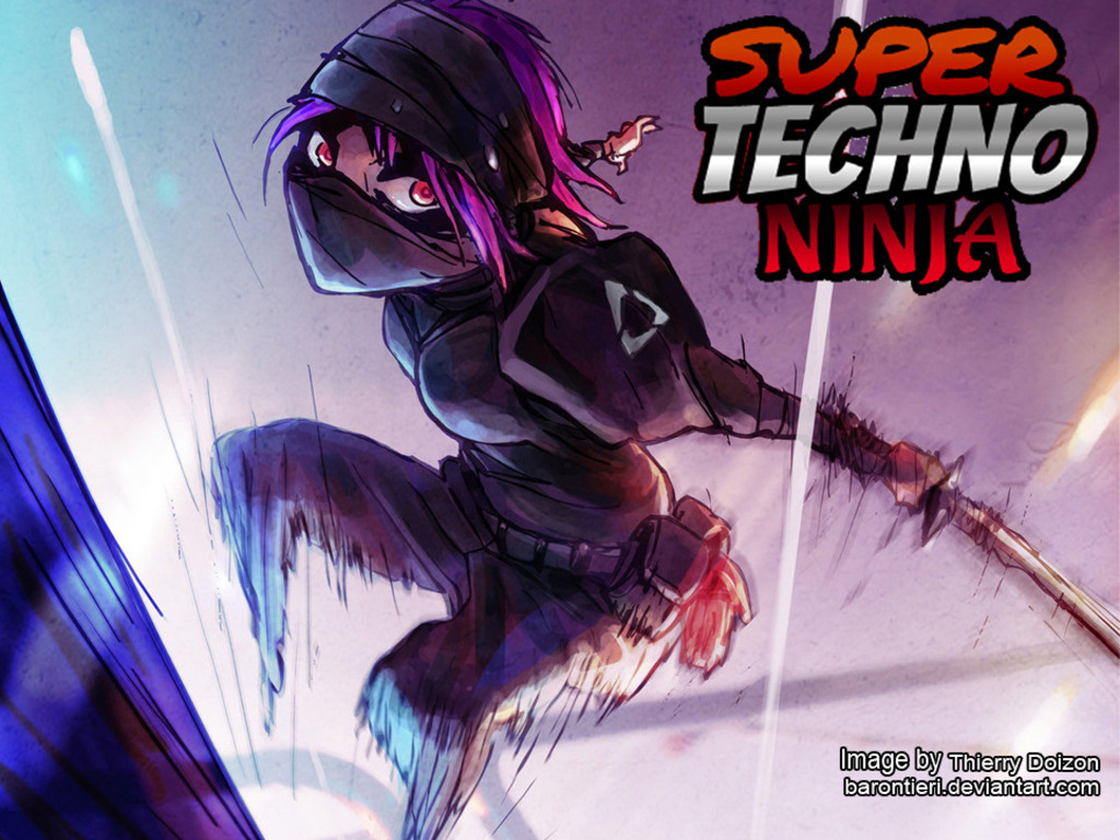 Super Techno ninja (FINAL MOMENTS!)'s video poster