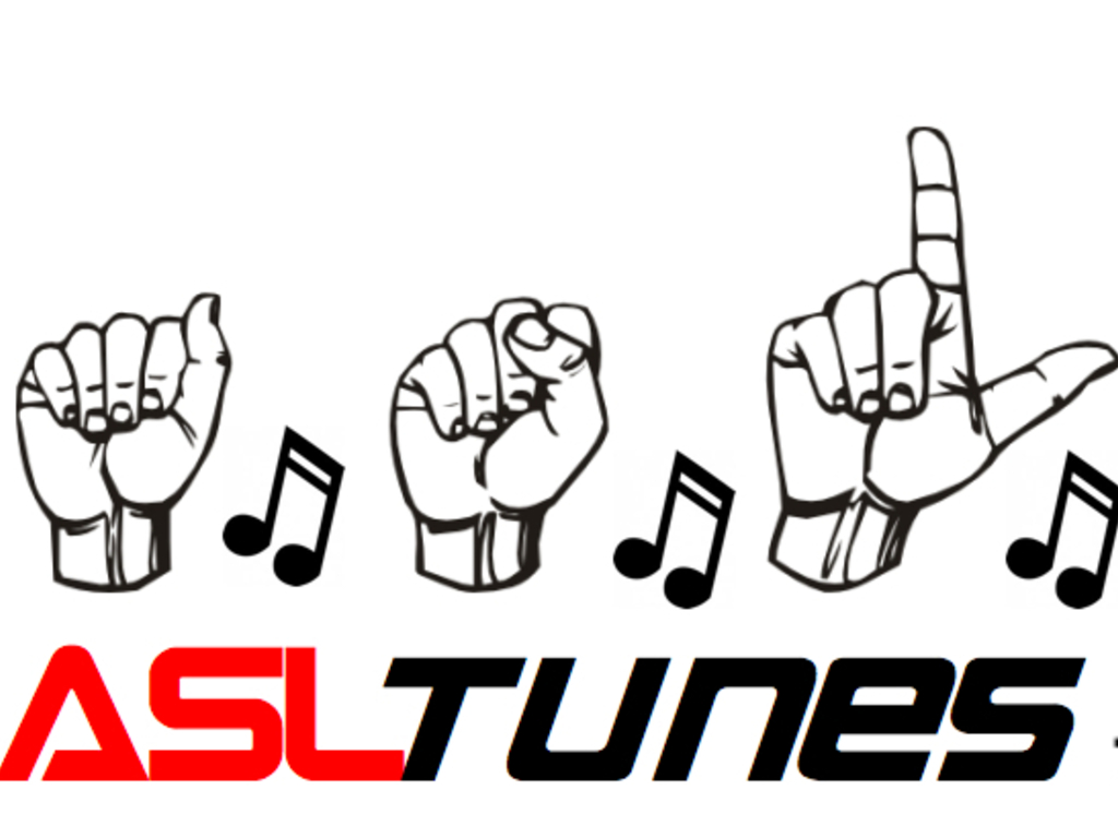 ASLTUNES App for licensed music videos - MUSIC FOR ALL's video poster