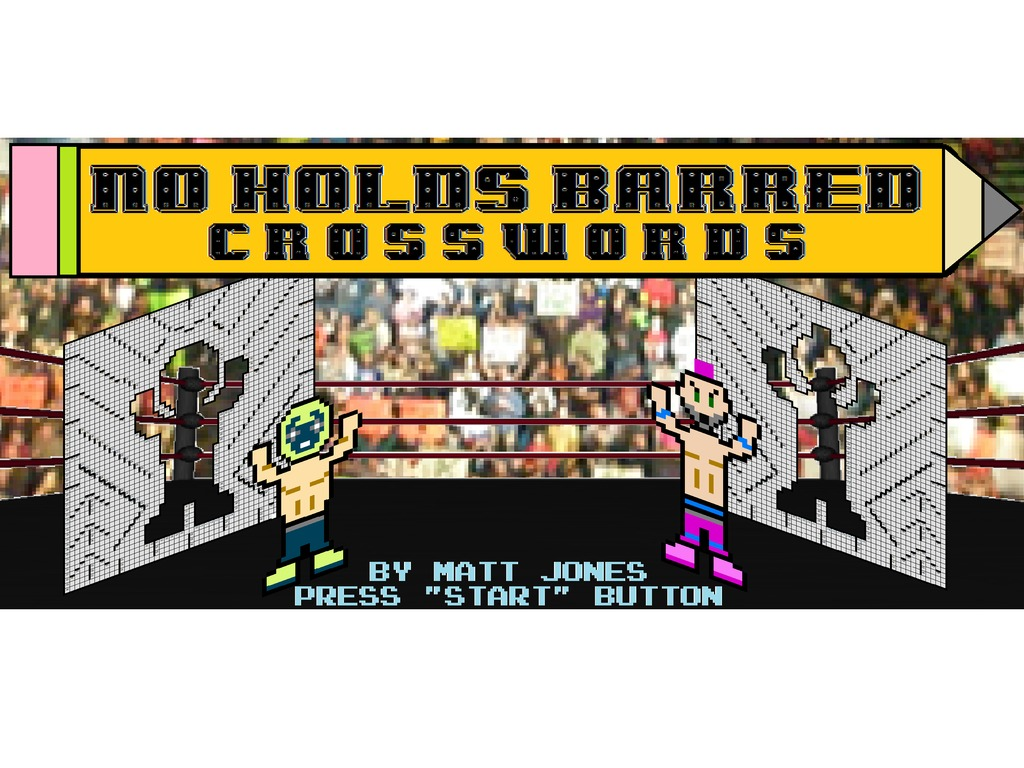 No Holds Barred Crosswords's video poster
