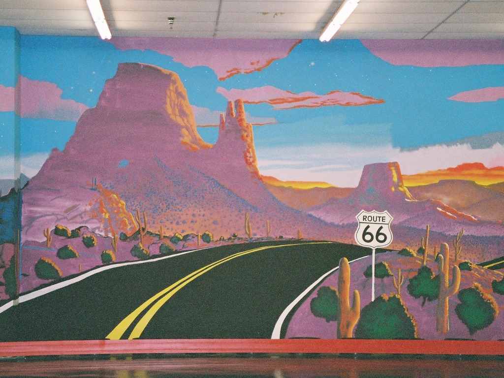 Route 66 Mural Project - Round 1 (Canceled)'s video poster