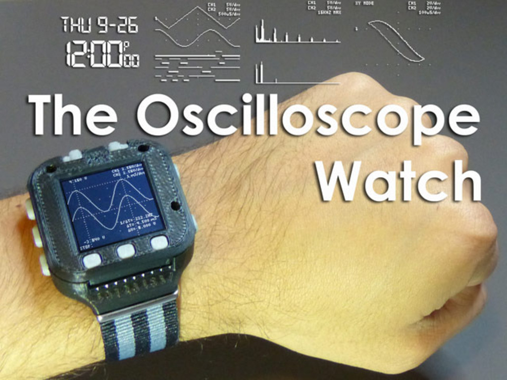 Oscilloscope Watch's video poster