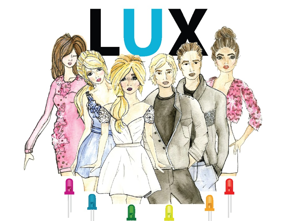 LUX : Fashion + Technology's video poster