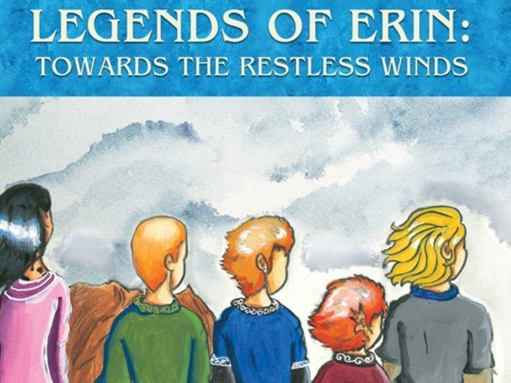Legends Of Erin : Towards the Restless Winds's video poster