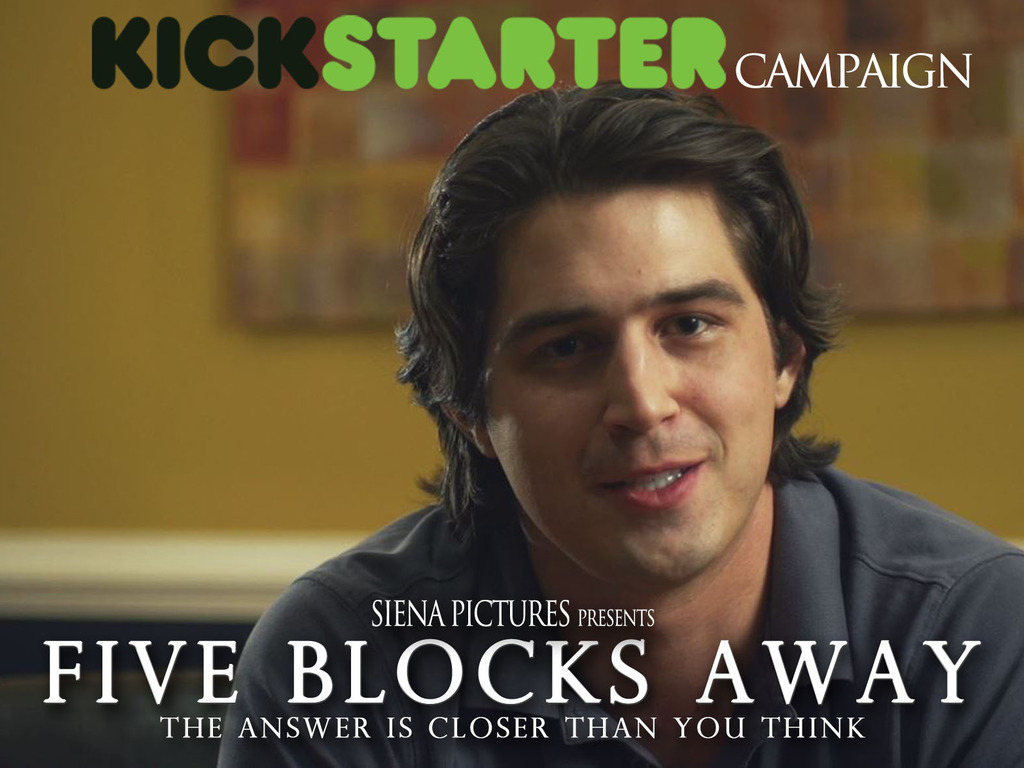 FIVE BLOCKS AWAY - Proof of Concept Trailer's video poster