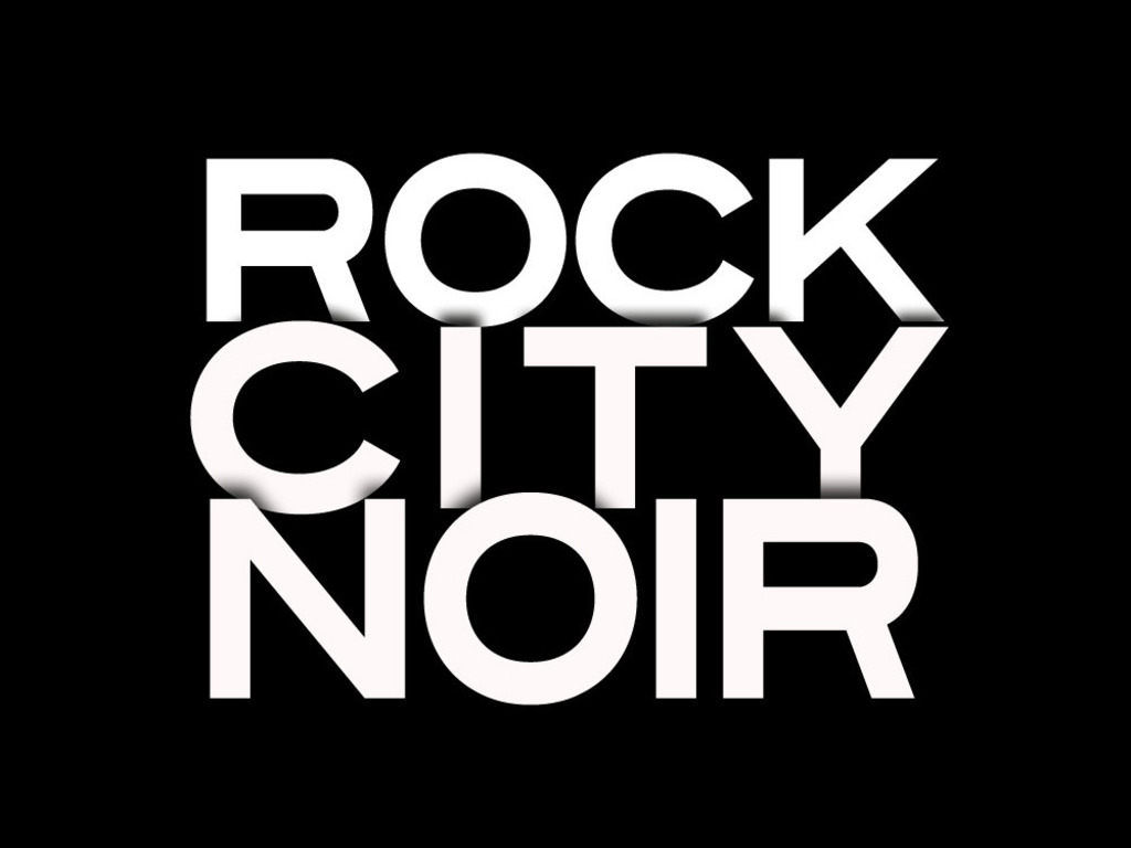 Rock City Noir, The Trailer's video poster