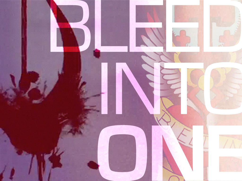 Bleed Into One: The Story of Christian Rock's video poster