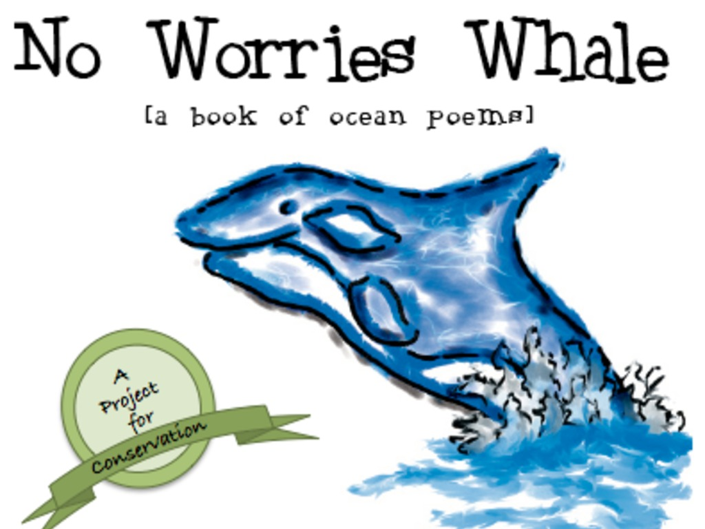 No Worries Whale: The Poetic Portal to Conservation's video poster