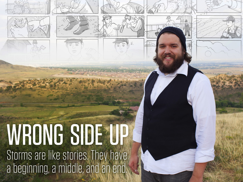 Wrong Side Up - A Dust Bowl Inspired Short Film's video poster